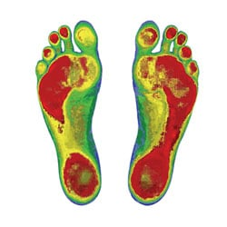Digital Foot Scan